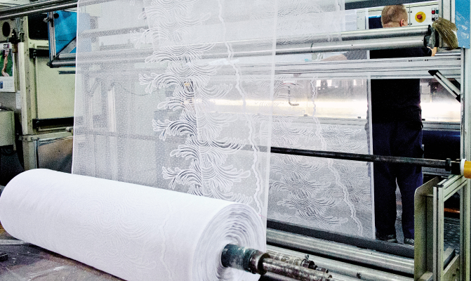 Wisan - curtain factory, producer of fabrics, curtains and tablecloths